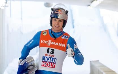 Slittino, assolo Fischnaller: domina a PyeongChang