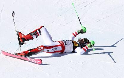 Mondiali sci, impresa di Hirscher: oro in slalom