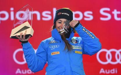 Mondiali sci, poche emozioni. Ma almeno Goggia...