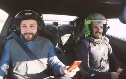 Intervista a 250 Km/h con l'ultimo italiano in F1