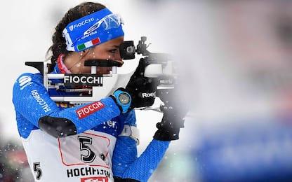 Biathlon, Coppa del Mondo: Vittozzi è 3^
