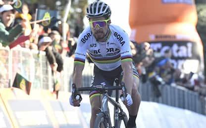 Tirreno-Adriatico, vince Sagan: è sua la 5^ tappa