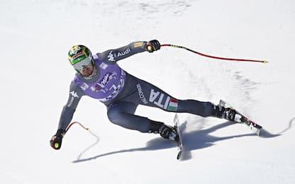 Aspen, ancora un grande Paris: 2° nel SuperG