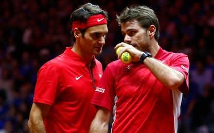 Swiss Wells: ancora una volta Federer-Wawrinka