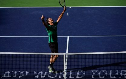 Miami Open 2017, ecco i tabelloni: sorride Federer