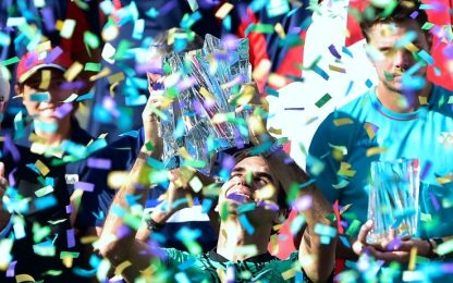 Indian Wells, Federer troppo forte per Wawrinka