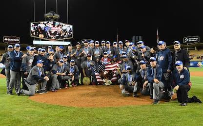Baseball, Usa campioni del mondo: Porto Rico ko