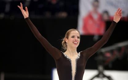 Pattinaggio, Kostner 6^ ai Mondiali di Helsinki
