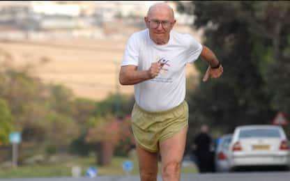 Ladany, scampato all'Olocausto: 81 km per 81 anni
