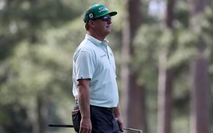 Augusta Masters, Hoffman domina la prima giornata