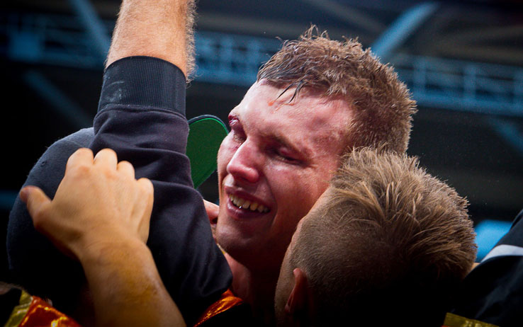 JEFF HORN, NUOVO CAMPIONE PESI WELTER
