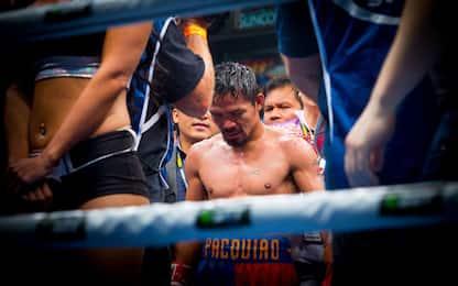 Pacquiao perde il titolo contro Horn, ma è bufera