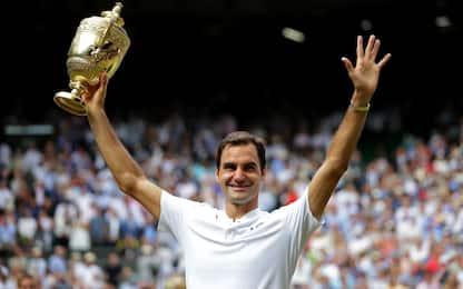 """Federer: """"Ci ho creduto, difenderò il titolo"""""""