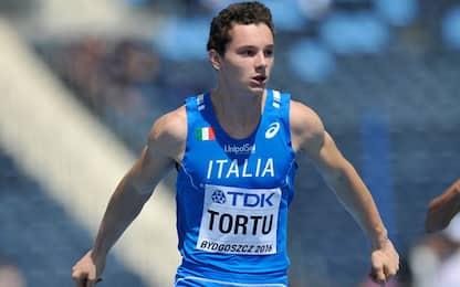 Atletica, Tortu oro nei 100 m all'Europeo U20