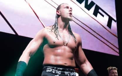 "WWE, Big Cass: ""Mi ispiro a Undertaker e Nash"""
