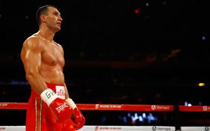 Boxe, pugni e $: la carriera di Wladimir Klitschko