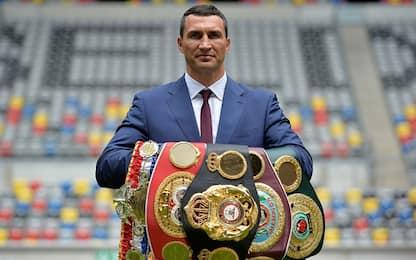 Boxe, Klitschko si ritira. No rivincita con Joshua
