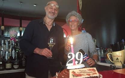 """Papà e mamma Pellegrini: """"Buon compleanno, Fede!"""""""