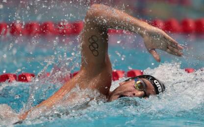 Energy for Swim, Detti illumina la 2^ giornata