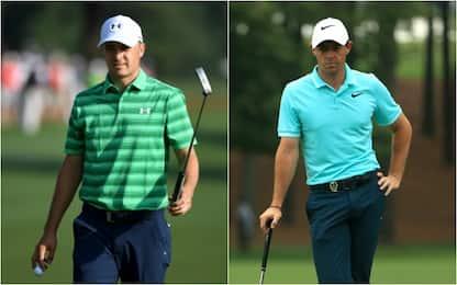 PGA Championship 2017, la prima giornata