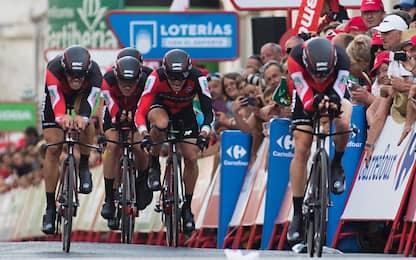 Vuelta, 1^ tappa: cronosquadre alla Bmc di Dennis