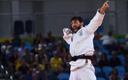 Mondiali Judo, argento per Matteo Marconcini