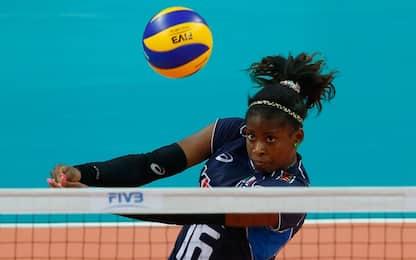 Volley, Miriam Sylla positiva al clembuterolo
