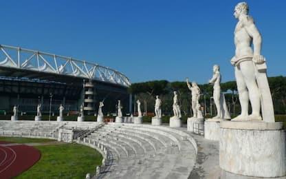 """Giomi: """"Roma capitale sport, Milano è indietro"""""""
