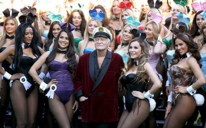 È morto Hugh Hefner, storico fondatore di Playboy