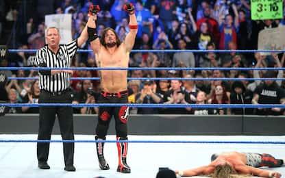 """Smackdown, i segreti del """"fenomenale"""" A.J. Styles"""