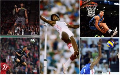 "Da CR7 a Gordon, i ""Sotomayor"" degli altri sport"