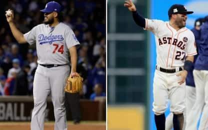 World Series, Dodgers-Astros vale la storia