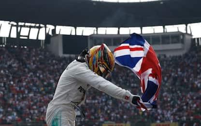 Lewis campione, GP Messico: le pagelle di Vanzini