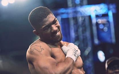 Boxe, nel 2018 Joshua vuole riscrivere la Storia