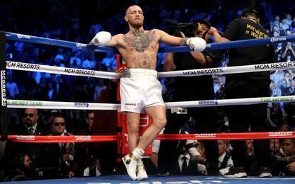 "McGregor sfida Mayweather: ""Rivincita in MMA?"""