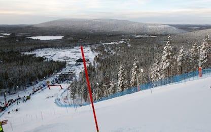 Sci, la Coppa del Mondo riparte dalla Finlandia