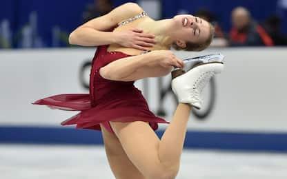 NHK Trophy, Kostner seconda dopo la prima prova