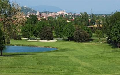 Golf, Open d'Italia 2018 al Gardagolf Country Club