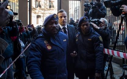Coinvolto in rissa in carcere: ferito Pistorius