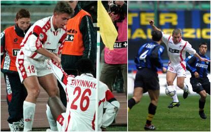 La notte di Cassano: 18 anni fa la rete all'Inter