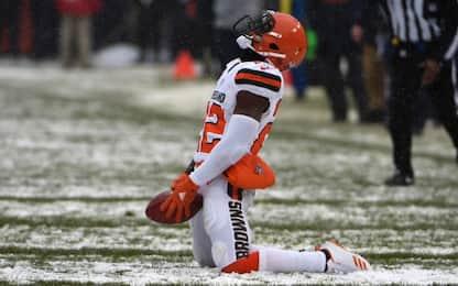 Cleveland Browns nella storia... contromano