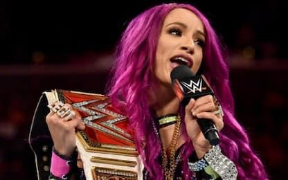 "Sasha Banks: ""Vincerò la 1^ rissa reale femminile"""