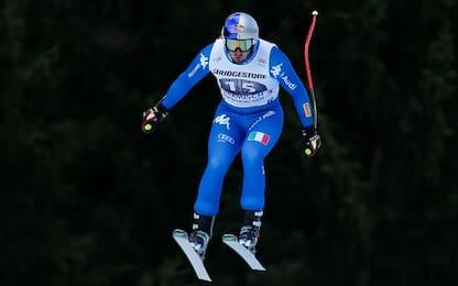 Sci, discesa Garmisch: Paris è secondo. Vince Feuz