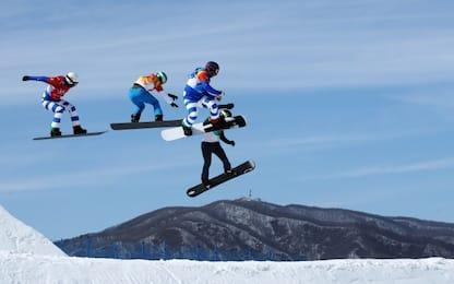 Snowboardcross: Perathoner-Visintin, che trionfo!