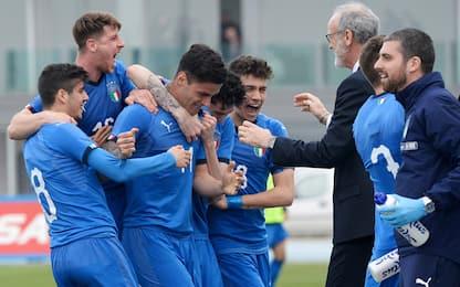 U19, Italia-Polonia 4-3: andremo agli Europei