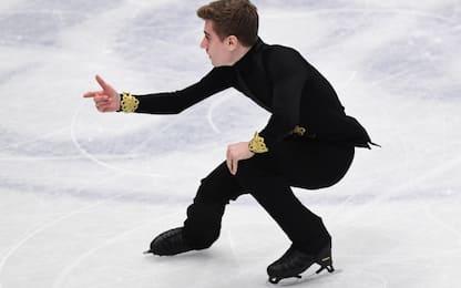Mondiali pattinaggio, Rizzo 17°. Vince Chen