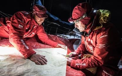 Volvo Ocean Race, MAPFRE torna in regata