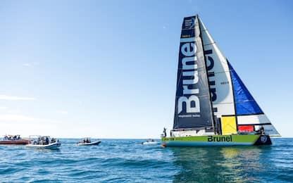 Volvo Ocean Race, Team Brunel vince la 7^ tappa