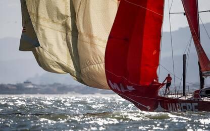 Volvo Ocean Race, MAPFRE vince la regata di Itajaì