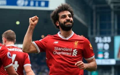 Premier, la FWA Salah elegge giocatore dell'anno